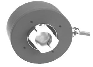 Encoder Technology 75HS-Hollow shaft incremental Encoder