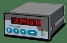 ID330 Motrona Dual SSI Indicator 8 digits
