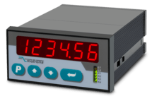 Motrona ZA340 Dual Differential Counter 6 digit with Analog Output
