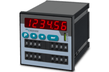 Motrona ZD630 Preselect Counter 8 digits 3.78 by 3.78