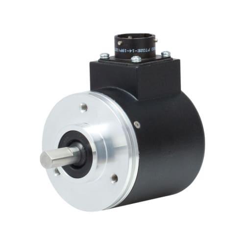 Absolute Single Turn Standard Shaft Encoders
