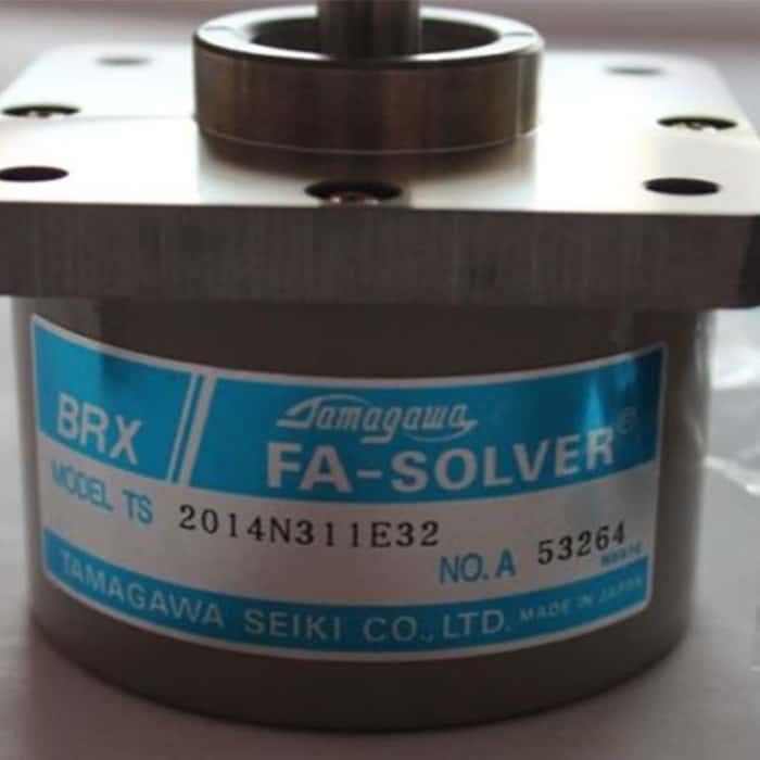 Tamagawa Seiki TS2014N311E32 Smartsyn Brushless Pancake Resolver