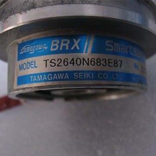 Tamagawa Seiki TS2640N683E87 Smartsyn Brushless Pancake Resolver Size 21 3 pole