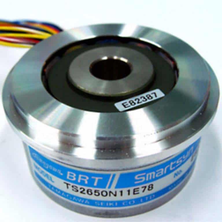 Tamagawa Seiki rotary encoder motor control resolver Smartsyn TS2650N11E78