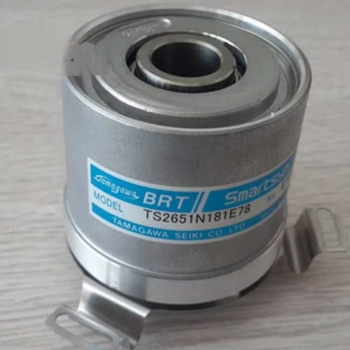 Tamagawa Seiki TS2651N181E78 Smartsyn Brushless Resolver for Lenze Motors
