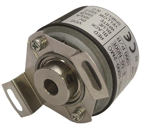 Nemicon 38H Incremental Encoder